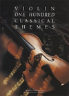 HAL LEONARD Gout/Francis: (collection) One Hundred Classical Themes (violin) Wise Publications
