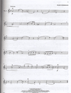 Carl Fischer Bordogni, Marco (Gazda): Melodious Etudes for Violin