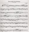 Boulanger: Matin de Printemps (violin & piano)