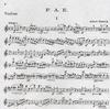 LudwigMasters Brahms/Dietrich/Schumann: F.A.E. Sonata (violin & piano)