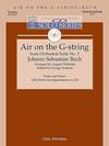 Carl Fischer Bach, J.S. (Wilhelmj): Air on the G String