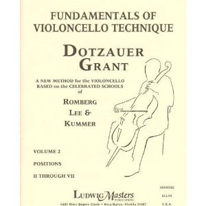 LudwigMasters Grant, Francis: Fundamentals of Violoncello Technique Vol.2 (cello) Ludwig Masters