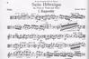 Schirmer Bloch, Ernest: Suite Hebraique (Viola & Piano)