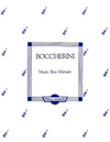 Boccherini, Luigi (Arnold): Music Box Minuet (viola & piano)