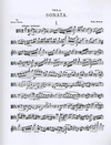 Kalmus Bowen: Sonata No. 1 in C Minor (viola & piano) Kalmus