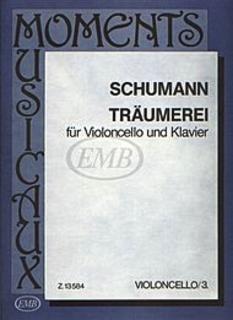 HAL LEONARD Schumann, R.: Traumerei (cello & piano)