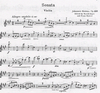 HAL LEONARD Brahms, Johannes: Sonata #2 Op.100 A maj (violin & piano)