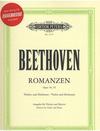 Beethoven, Ludwig van: Romances Op. 40 & 50 (violin & piano & CD)
