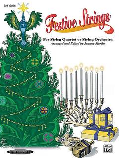 Martin, J.: Festive Strings (3rd violin)