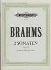 Brahms, J.S.: 2 Sonatas Op 120 (viola & piano)