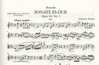Carl Fischer Brahms, Johannes: Sonata Op120 #2 urtext (viola & piano)