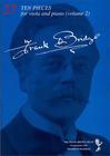 Bridge, Frank: Ten Pieces for Viola & Piano Vol.2 (viola & piano)