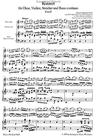 Bach, J.S. (Hofmann): Concerto in d minor BWV1060 (oboe, violin, cello, piano)
