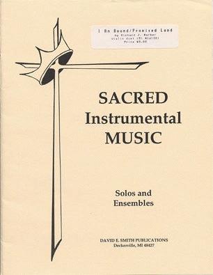 Barber, R.J.: I Am Bound For The Promised Land Violin Duet (2 violins)