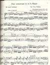Barenreiter Berwald, F.: Duo Concertant in A Major urtext (two violins)