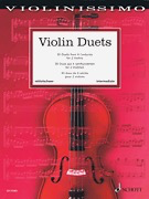 HAL LEONARD Birtel: 30 Violin Duets from 4 centuries (violin) Schott