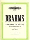 Brahms, Johannes (Klengel): 12 Hungarian Dances violin & piano)