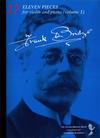 Bridge, Frank: Eleven Pieces Vol.1 (violin & piano)
