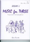 Last Resort Music Publishing Kelley, Daniel: Music for Three Vol.6 Opera Favorites (violin 1)