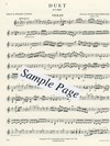 International Music Company Hoffmeister: Duet in C Major (Violin & Cello) IMC