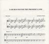 Barber, R.J.: I Am Bound for the Promised Land Viola Duet (2 Violas)