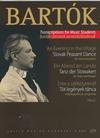 HAL LEONARD Bartok, B.: An Evening in the Village, Slovak Peasant Dance (viola, and piano)