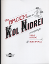 Bruch, Max (Arnold): Kol Nidrei (viola & piano)