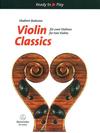 Barenreiter Bodunov, V.: Violin Classics for two Violins (two violins) Barenreiter