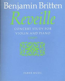 Faber Music Britten, B.: Reveille (violin & piano)