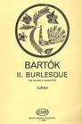 HAL LEONARD Bartok, Bela: Burlesque #2 (Violin & Piano)