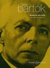 HAL LEONARD Bartok, B. (Menuhin): Sonata (Violin)