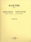 Bartok, Bela: Sonatina (violin & piano)