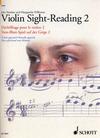 HAL LEONARD Kember, John: Violin Sight-Reading 2