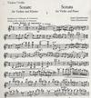 HAL LEONARD Khachaturian, Aram: Sonata (violin & piano)