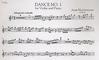 HAL LEONARD Khachaturian, Aram: Dance #1 (violin & piano)