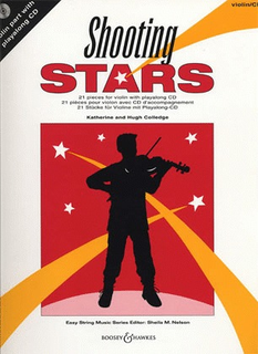 HAL LEONARD Colledge, Katherine & Hugh: Shooting Stars (violin & CD)