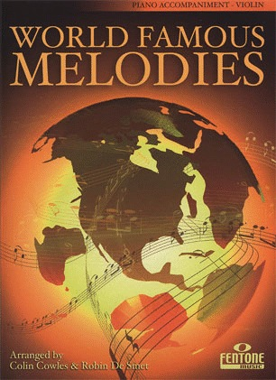 HAL LEONARD Cowles, Colin: World Famous Melodies (piano accompaniment)