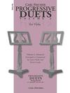 Carl Fischer Clark, Larry & Doris Gazda: Progressive Duets, Vol. 2 Easy to Medium (2 violas)