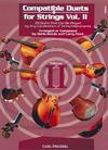 Carl Fischer Clark & Gazda: Compatible Duets for Strings, Volume 2 (2 violas) Carl Fischer