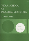 Stainer & Bell Ltd. Carse: Viola School of Progressive Studies Bk.2 (viola)