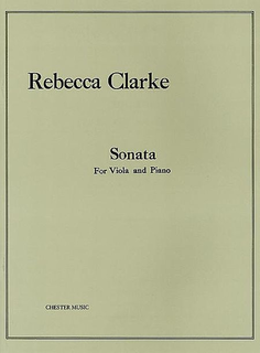 CHESTER MUSIC Clarke, R.: Sonata (viola, and piano)