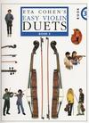 HAL LEONARD Cohen, E.: Easy Violin Duets, Volume 3 (two violins)