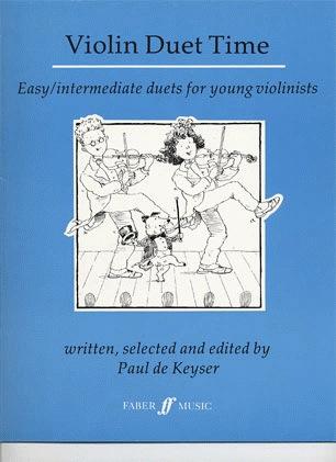 De Keyser, Paul: Duet Time (2 violins)