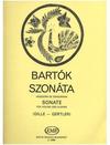 HAL LEONARD Bartok, Bela (Gertler/Dille): Sonata (violin & piano)
