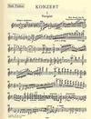 Bruch, Max: Concerto No.1 Op.26 g minor (violin & piano)