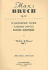 HAL LEONARD Bruch, M.: Swedish Dances, Op.63 Volume 1 (violin & piano)