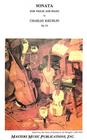 LudwigMasters Koechlin, Charles: Sonata Op.64 (violin & piano)