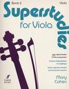 Cohen, Mary: Superstudies Bk.2 (viola)