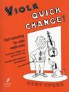 Faber Music Cohen, Mary: Quick Change (viola)