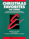 HAL LEONARD Conley, L.: Christmas Favorites for Strings (viola)
